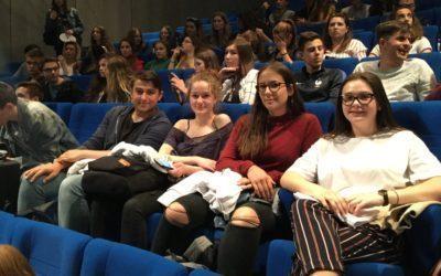 Sophie G Lucas lauréate du Prix littéraire des lycéens
